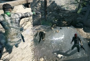 splinter cell blacklist,игра