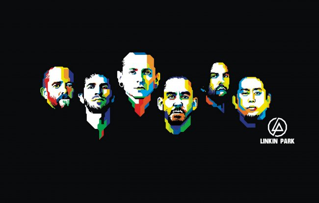 art,linkin park,chester bennington,rob bourdon,brad delson,joseph hahn,dave farrell,mike shinoda