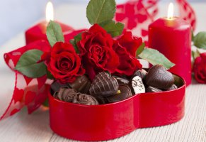 chocolate,candy,holiday,flowers,love,bouquet,heart,february 14