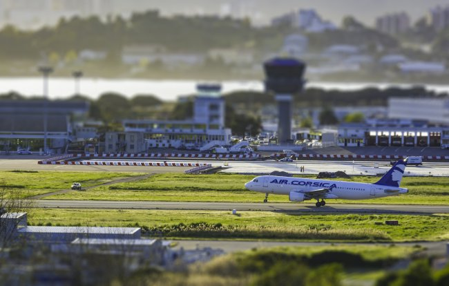 самолет,взлёт,tilt shift,airport