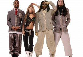 fergie,apl de ap,taboo,will i am