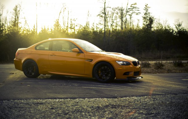 бмв,bmw,black,m3,оранжевый,e92,orange,wheels