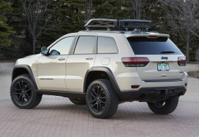 jeep,trail warrior,concept,cherokee,grand