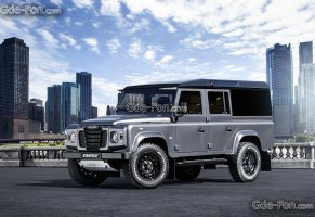2015,startech,sixty8,based on,land rover,defender